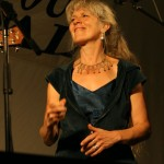 Tannis Slimmon in Lunenburg 2009