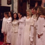 Ondine Chorus - Queens of the Light choir performance